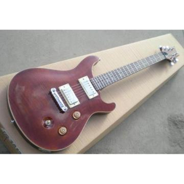 Custom Shop Paul Reed Smith Flame Maple Red Top Guitar