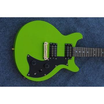 Custom Shop 22 Frets Paul Reed Smith Mira Apple Green Guitar
