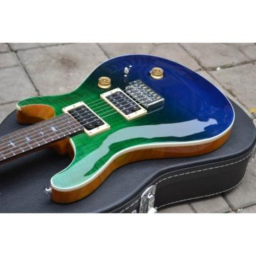 Custom PRS Paul Reed Smith Al Di Meola Prism Ocean Blue Guitar