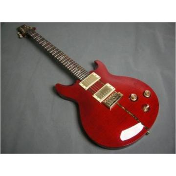 Custom Paul Reed Smith Deep Red Guitar