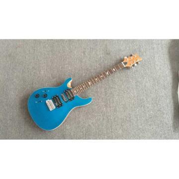 Custom Paul Reed Smith Left Hand Blue Guitar