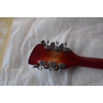 Project Rickenbacker 360 12C63 Fireglo Guitar