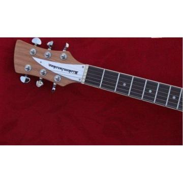 Custom Shop Rickenbacker Natural 380 Guitar