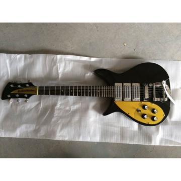 Custom Shop Rickenbacker 325 Jetglo John Lennon Left Handed Guitar