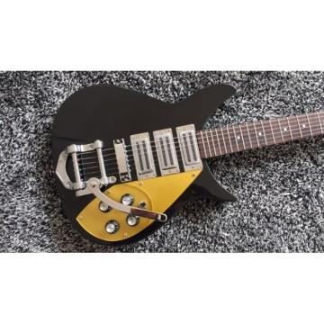Custom Shop Rickenbacker 325 Jetglo John Lennon Guitar Gold Pickguard