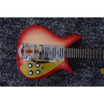 Custom Shop Rickenbacker 325C64 21 Inch Scale Length Fireglo 6 String Guitar