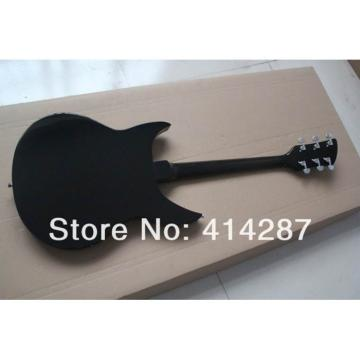 Custom Shop Black Rickenbacker 3 Pickups Guitar