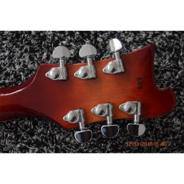 Custom Rickenbacker 480 6 String Fireglo Guitar