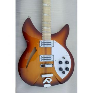 Custom 12 Strings Rickenbacker 360  Heritage Vintage Guitar Maple Fretboard