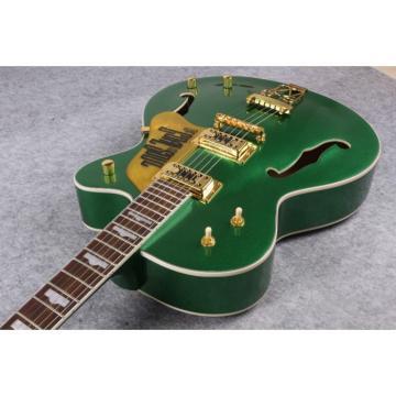 Custom Shop The Goal Is Soul Gretsch Green Jazz Electric Guitar