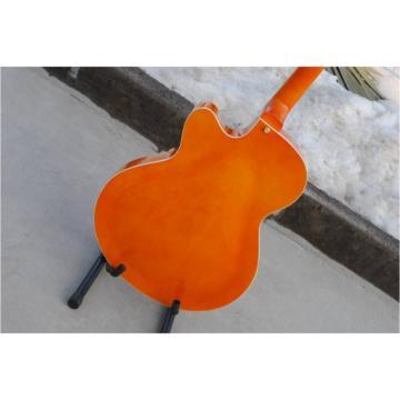 Custom Shop Nashville Gretsch Orange Falcon Electric Guitar