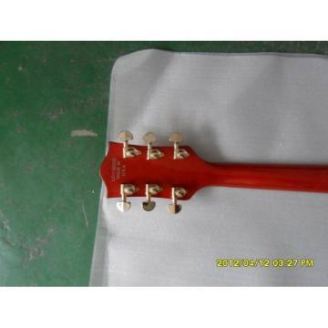 Custom Shop Gretsch Orange Nashville Electric Guitar