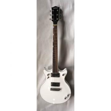 Custom Shop Gretsch G6131MYF Malcolm Young II Guitar White Color