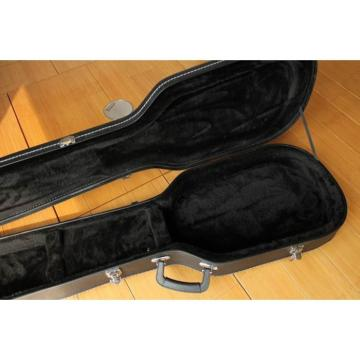 Custom Hofner Hard Case Black Color