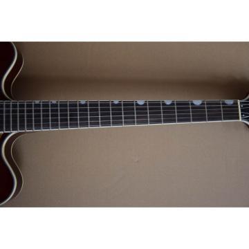 Custom Shop Gretsch 6120 DC Chet Atkins 1964 Burgundy Guitar