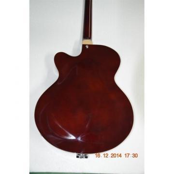 Custom Shop Gretsch Falcon 6120 Burgundy Jazz Guitar