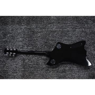 Custom Gretsch Left Handed G6199 Billy-Bo Jupiter Thunderbird Black Headstock Logo