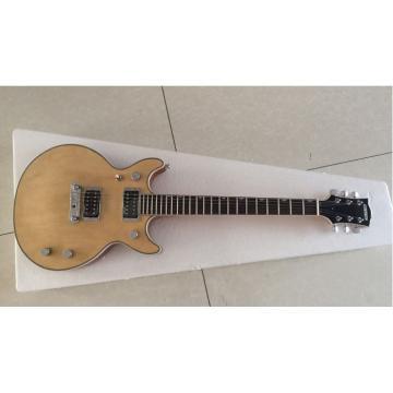 Custom Gretsch G6131MYF Malcolm Young II Guitar Mahogany Wood