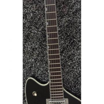 Custom Gretsch G6199 Billy-Bo Jupiter Thunderbird Classic Black Guitar