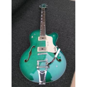 Custom 6120 Sea Foam Green Gretsch 6 String Electric Guitar