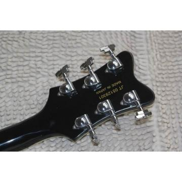 Custom Gretsch Falcon Black Silver Pickuguard Electric Guitar