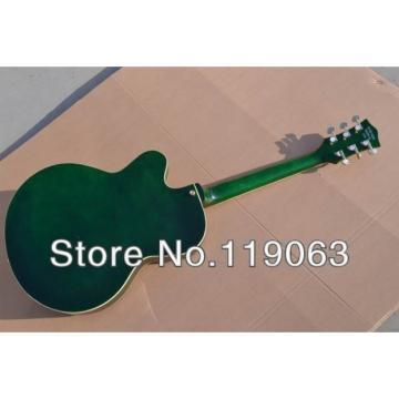 Custom Gretsch Brian Setzer 6210 Green Irish Bono Jazz Guitar