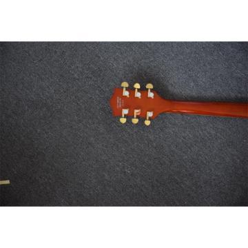 Custom Build Gretsch Orange Horseshoe Brian Setzer Bigsby Guitar