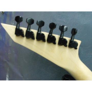 Custom Shop Wine Red Jackson Soloist Dinky Guitar