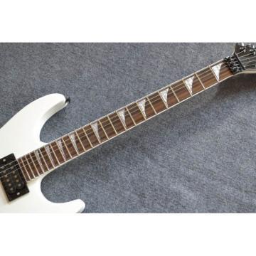 Custom Shop Dinky Jackson Soloist Electric Guitar White