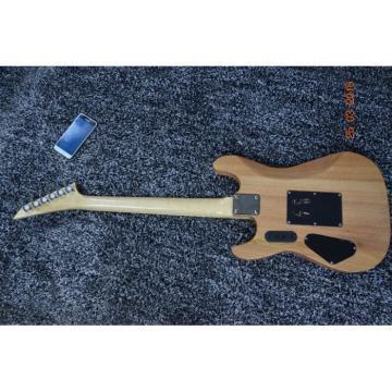 Custom Jackson Soloist Cream Natural Electric Guitar