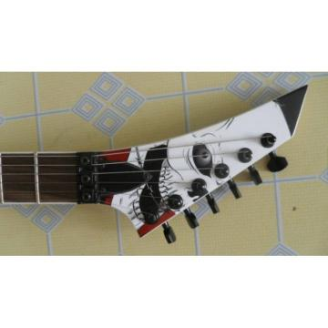 Mark Kendall Skull TTM Super Shop Guitar