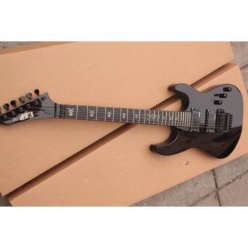 ESP Jeff Hanneman Black USA Tribal Electric Guitar