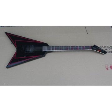 Custom Shop ESP Purple Alexi Laiho Electric Guitar
