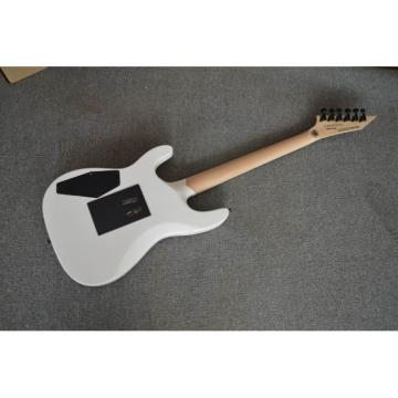 Custom Shop ESP White Kirk Hammett Ouija Electric Guitar Rosewood