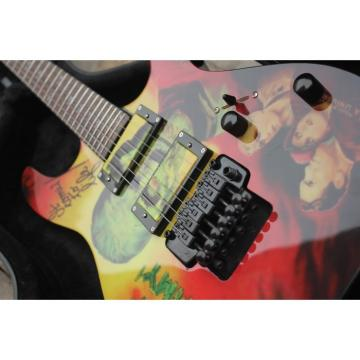 Custom Shop ESP Karloff Mummy Electric Guitar