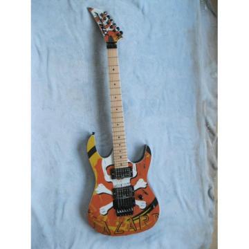 Custom Deville Devastator Skull TTM Super Shop Guitar