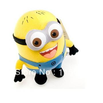 "1 pc Despicable Me Minions 9"" Stuffed Toy"