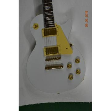 Custom Shop 12 String Arctic White LP Electric Guitar