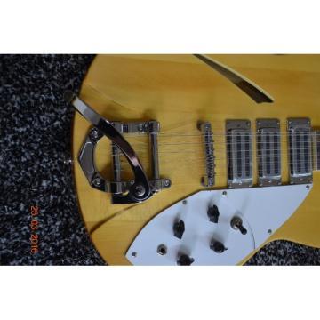 Custom Shop 12 String 340 Natural Electric Guitar