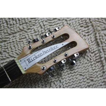 Custom 12 Strings 330 Natural 3 pcs Neck Guitar