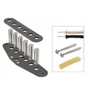 Pickup Kit for Tele Neck With Alnico 2 Magnets
