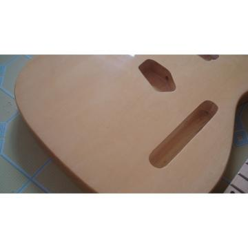 Custom Fender Telecaster Unfinished Guitar Kit