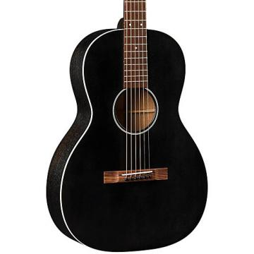 Martin 17 Series 00-17S Grand Concert Acoustic Guitar Black Smoke