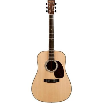 Martin Standard Series Custom HD-28E Dreadnought Acoustic-Electric Guitar Natural