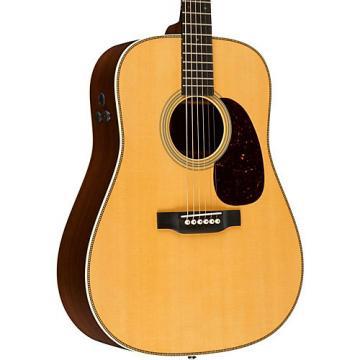 Martin Retro Series HD-28E Dreadnought Acoustic-Electric Guitar Natural