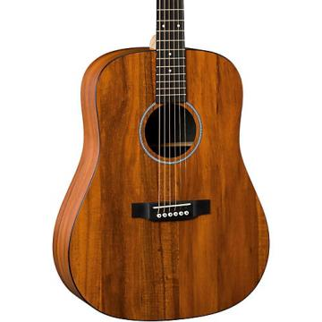 Martin X Series DXK2AE Dreadnought Acoustic-Electric Guitar Natural Koa