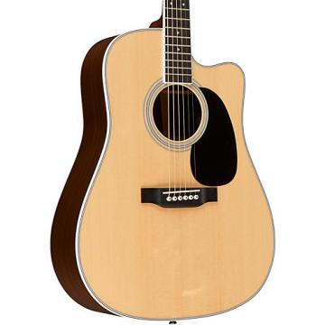 Martin Standard Series DC-35E Dreadnought Acoustic-Electric Guitar Natural