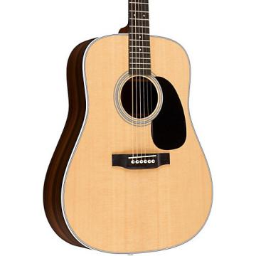 Martin Standard Series Custom D-28E Dreadnought Acoustic-Electric Guitar Natural