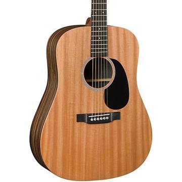 Martin X Series DX2AE Macassar Dreadnought Acoustic-Electric Guitar Natural