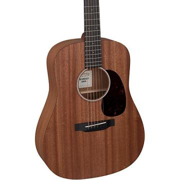 Martin Custom DJR2A Sapele Dreadnought Junior Acoustic Guitar Natural